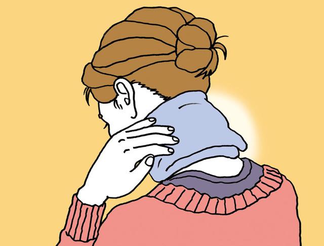 「首を冷やさない」の画像検索結果